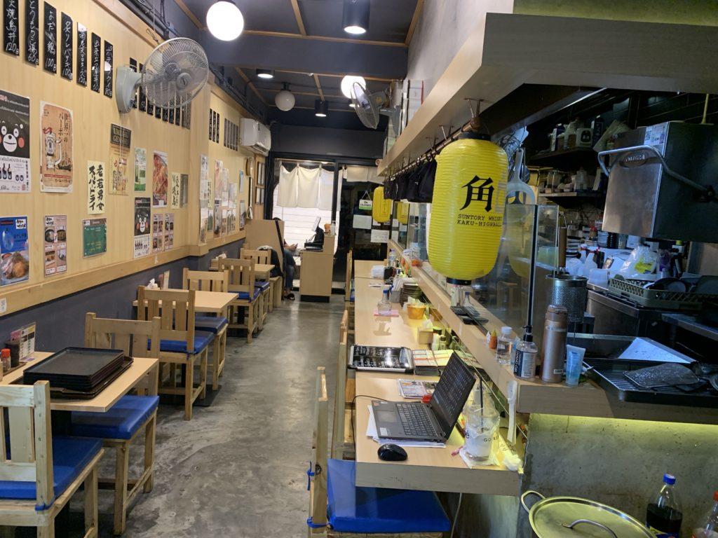 串焼き・串揚げヒナタ 1階