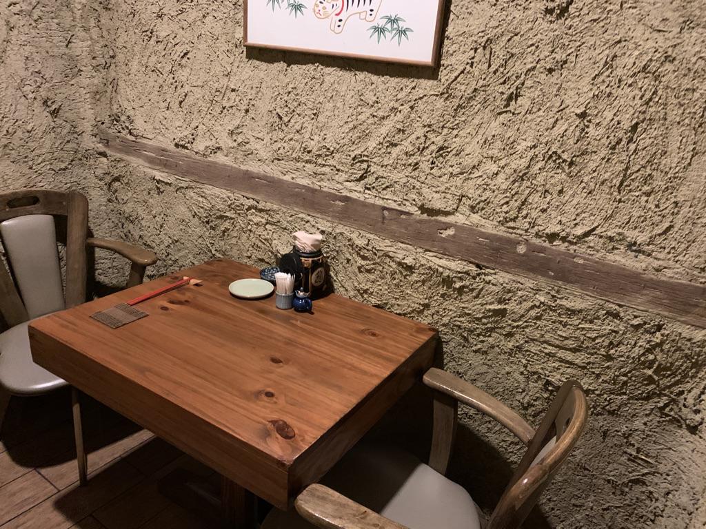 笹谷 スクンビット店 店内