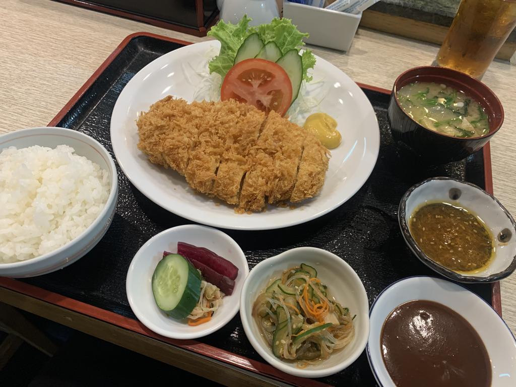 味里 特製トンカツ ロースカツ(M)