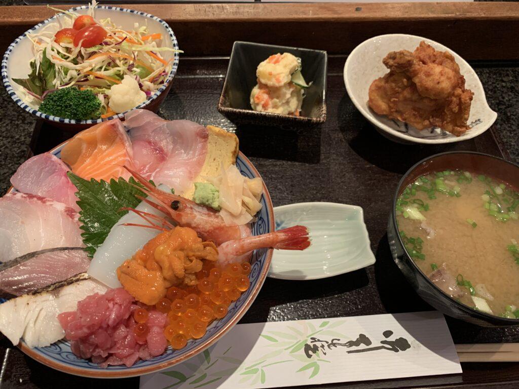 酒の店 スペシャル海鮮丼