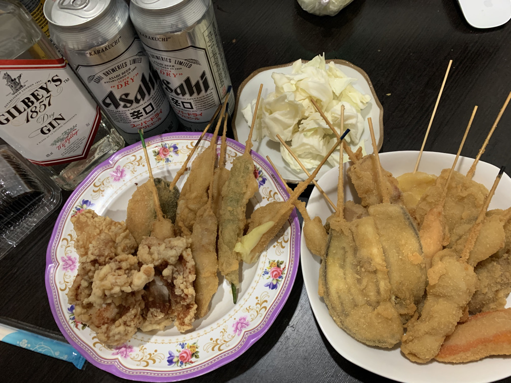 恵美須商店 串カツ